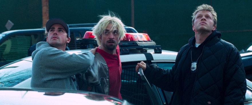 """Robertas Pattinsonas filme """"Geras laikas"""""""