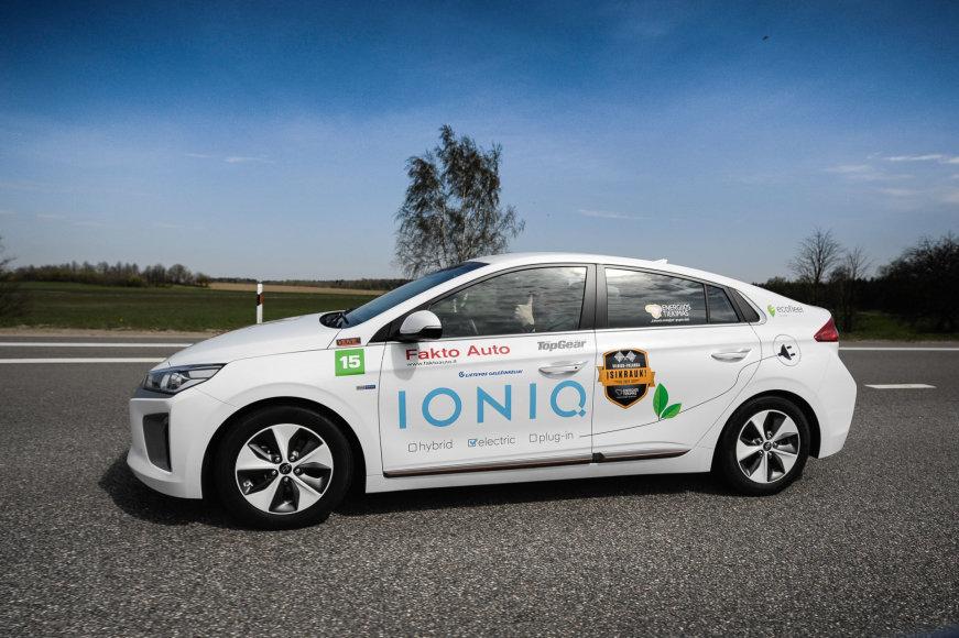 Elektromobilių lenktynės 2017