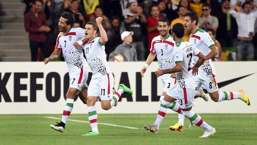 Irano futbolo rinktinė