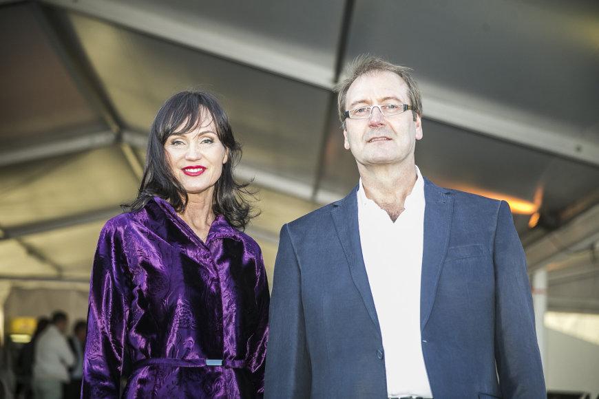Jolanta Uspaskich ir Viktoras Uspaskichas