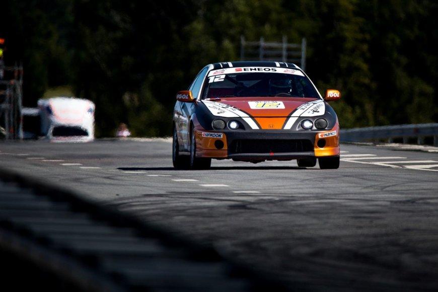 """Bunasta by Žaibelis motorsport"" komanda ""ENEOS 1006 km lenktynėse"""