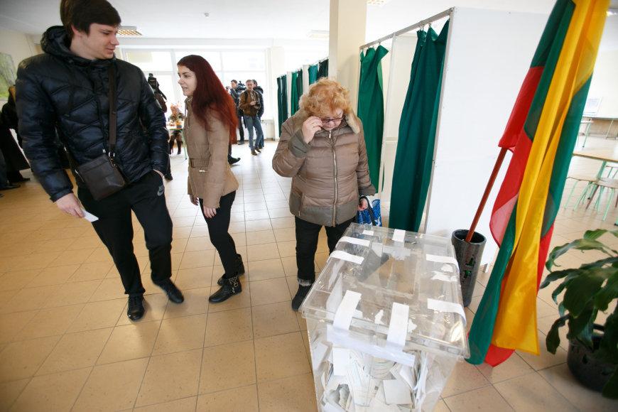 Rinkimai Kaune