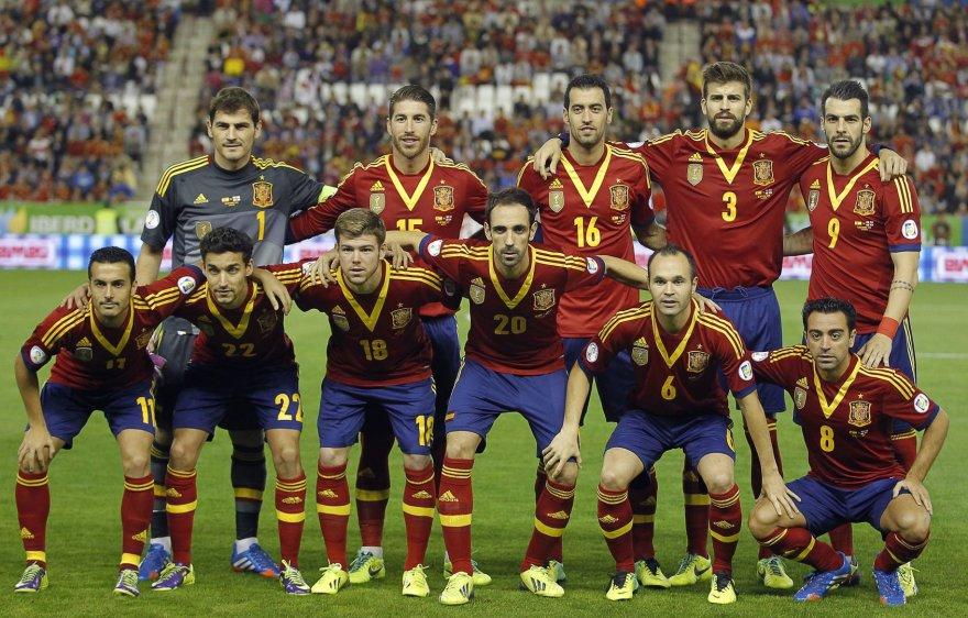 Ispanija 2013 metų spalio 15 d.
