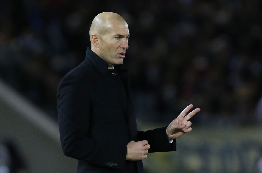 """Reuters""/""Scanpix"" nuotr./Zinedine'as Zidane'as"