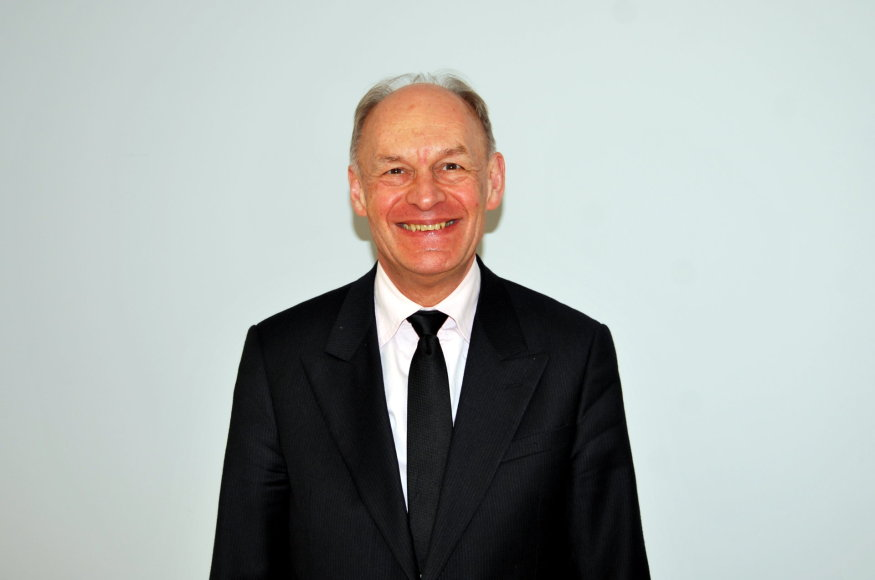 Profesorius Peteris Jonkersas