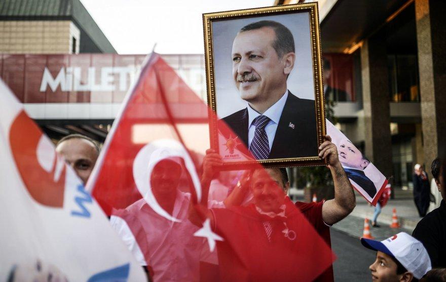 Prezidento rinkimai Turkijoje