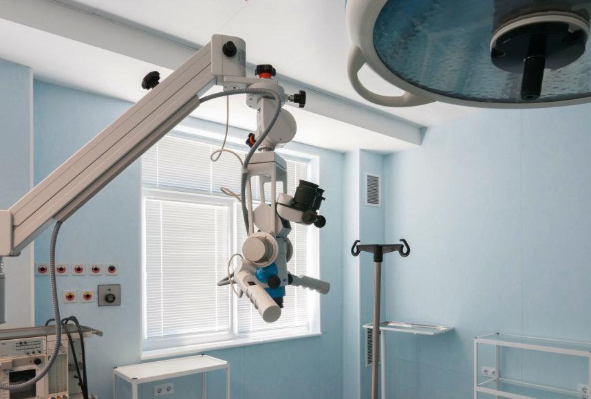 Diagnostikos įranga
