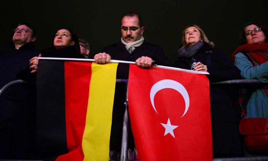 Vokietijos musulmonų tolerancijos eitynių akimirkos