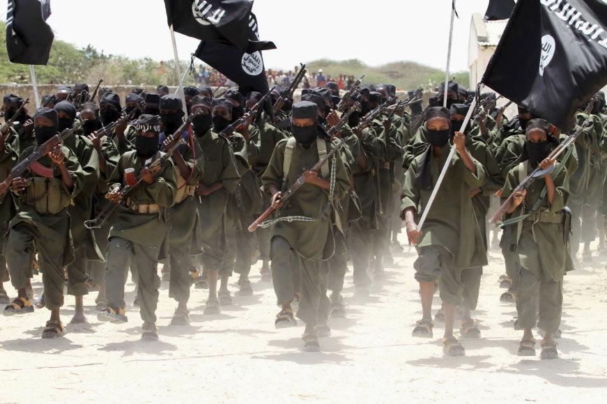 """""""Al Shabaab"""""""