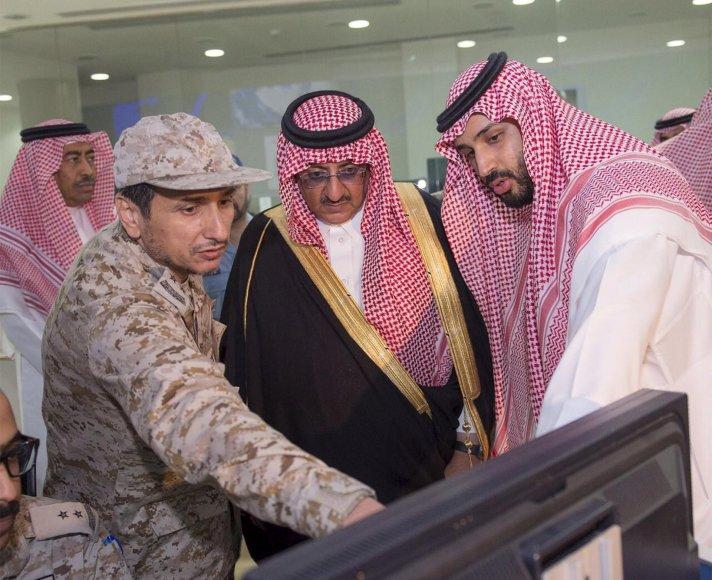 Saudo Arabija planuoja tęsti karinę operaciją Jemene.