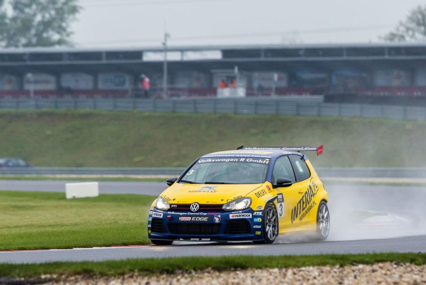 """Volkswagen Castrol Cup"" kvalifikacija Slovakijoje"