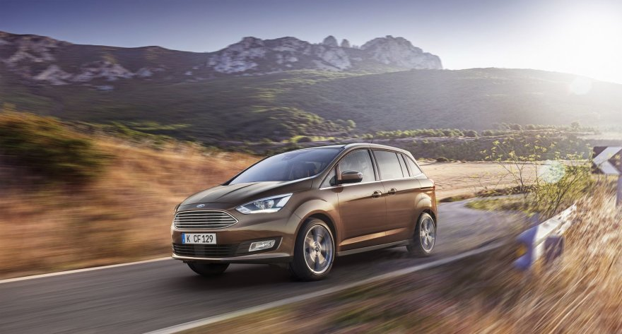 """Ford C-MAX"""