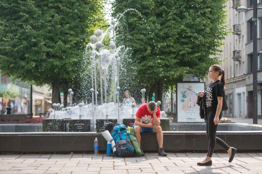 Jaunimas Kaune