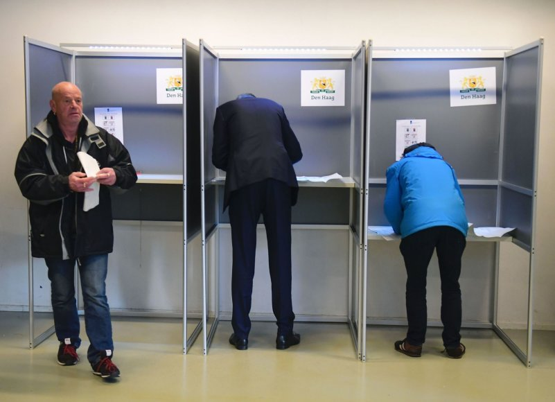 Parlamento rinkimai Nyderlanduose