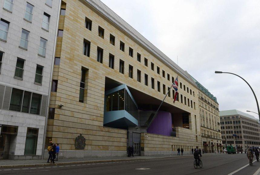 Didžiosios Britanijos ambasada Berlyne
