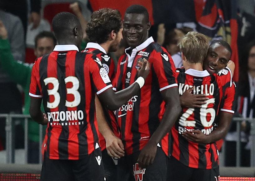 Mario Balotelli tampa naujos komandos lyderiu