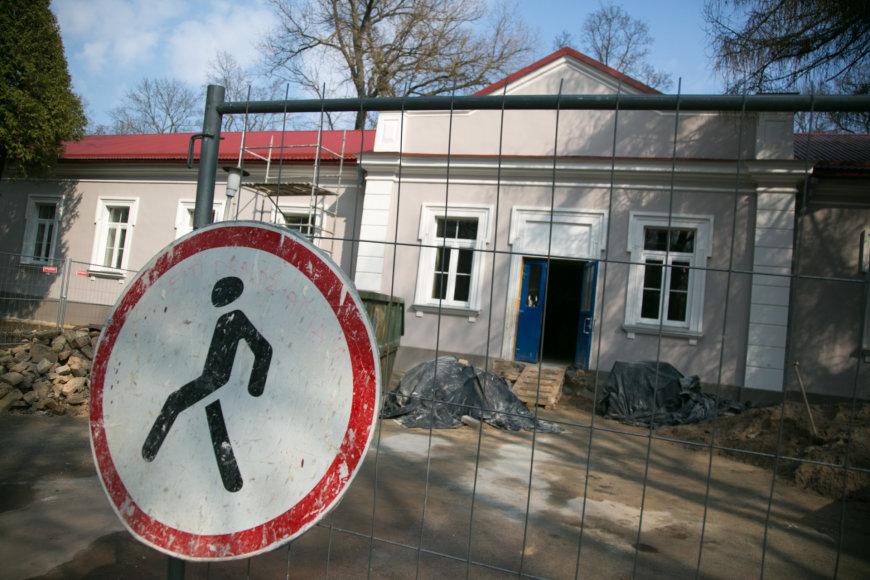 """Buvusioje Sapiegos ligoninės teritorijoje vasarą duris žada atverti  """"Vilnius Tech Park """""""