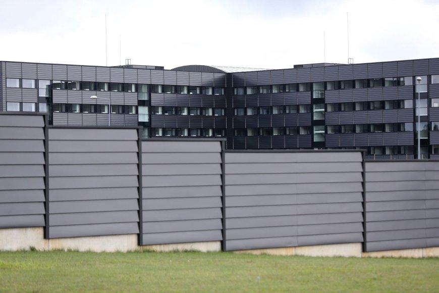VSD pastatų kompleksas Pilaitėje