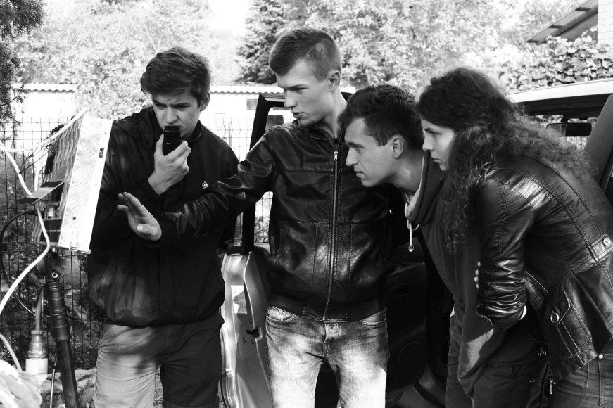 """Domo Vilčinsko trumpametražis draminis filmas """"Sugrįžimas"""""""