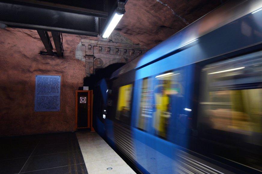 Viešasis transportas Švedijoje