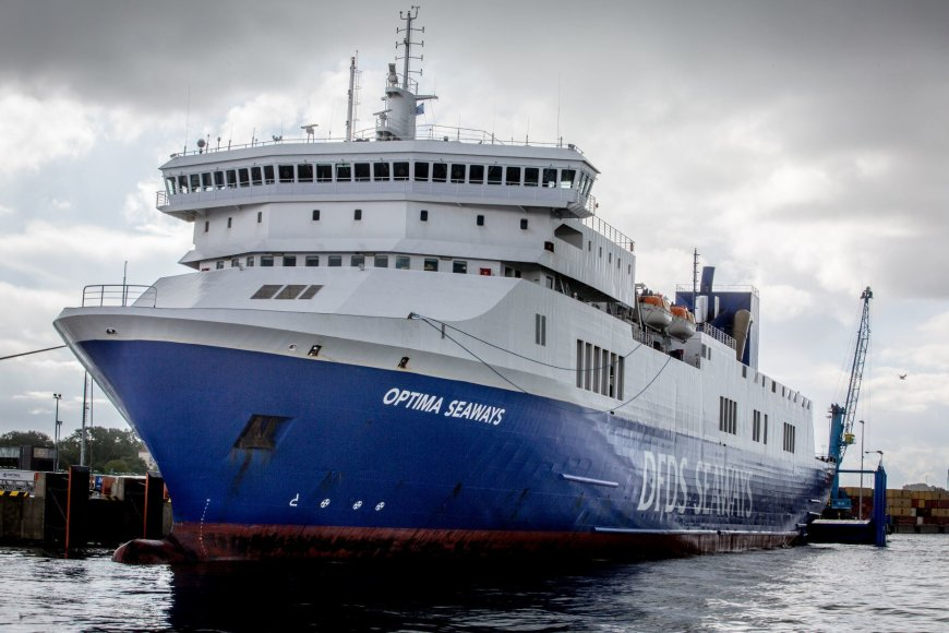 "Keltas ""Optima Seaways"""