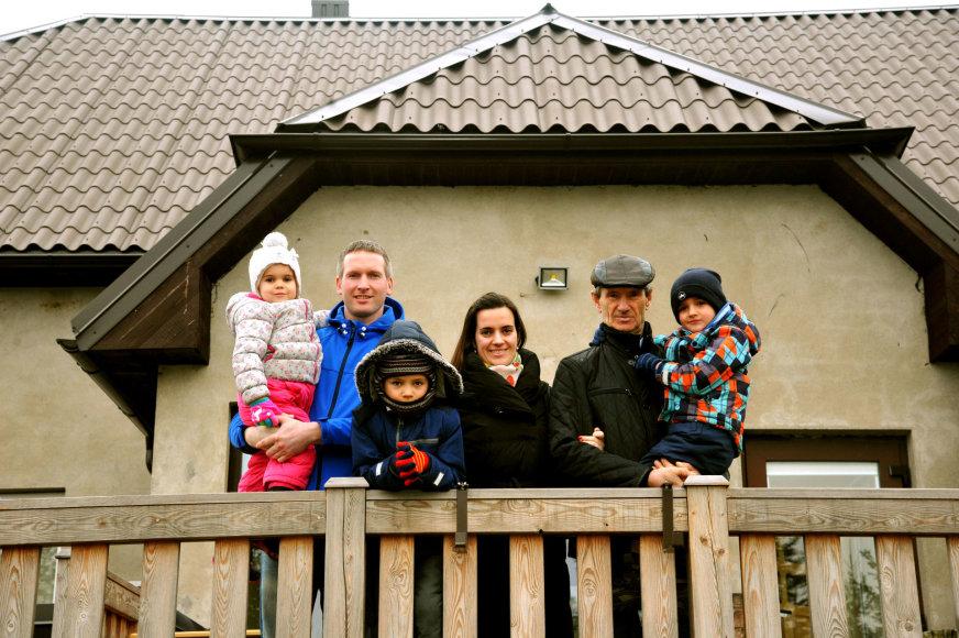 Liaudanskų šeima
