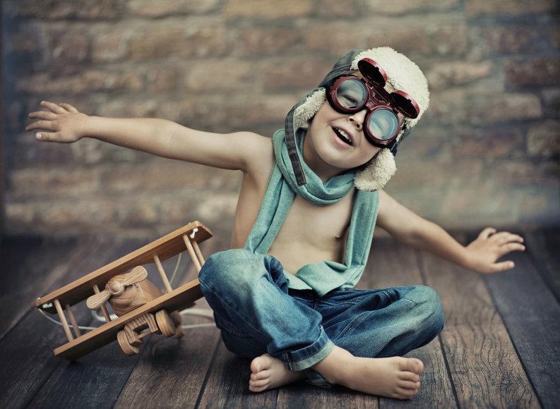 Kaip išrinkti vertingą žaislą mažamečiui? shutterstock nuotr.