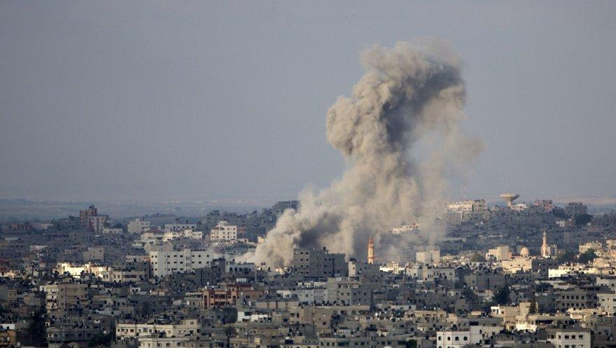 Gazoje kasdien aidi sprogimai