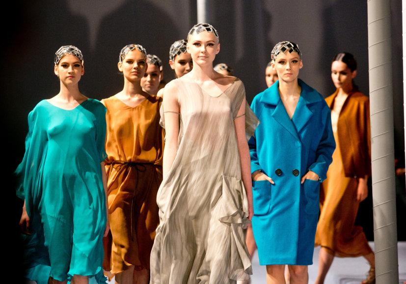 Lilijos Larionovos kolekcijos modeliai