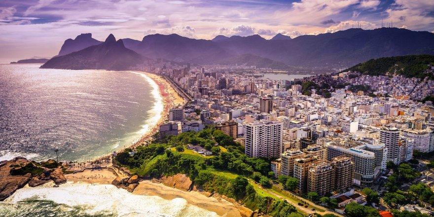 Rio de Žaneiras iš viršaus