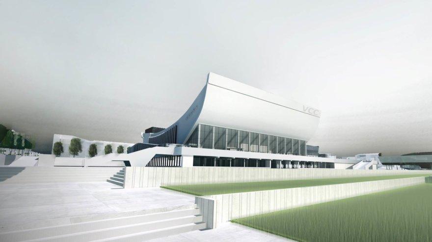 Vilniaus kongresų centro prjektas