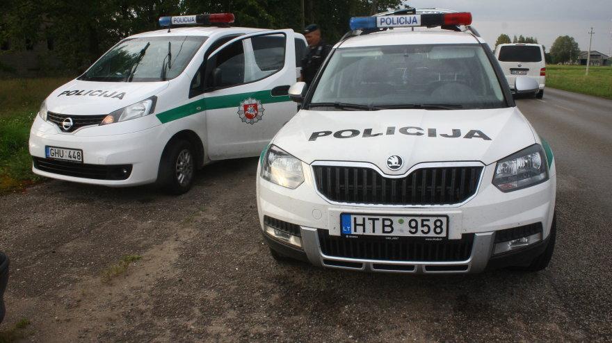 Policija sulaikė girtą vairuotoją