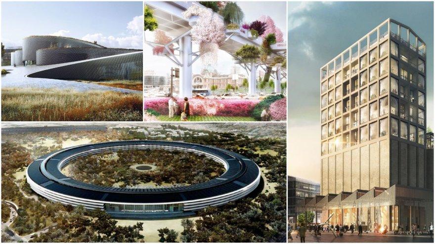 10 labiausiai laukiamų pastatų pasaulyje 2017-aisiais