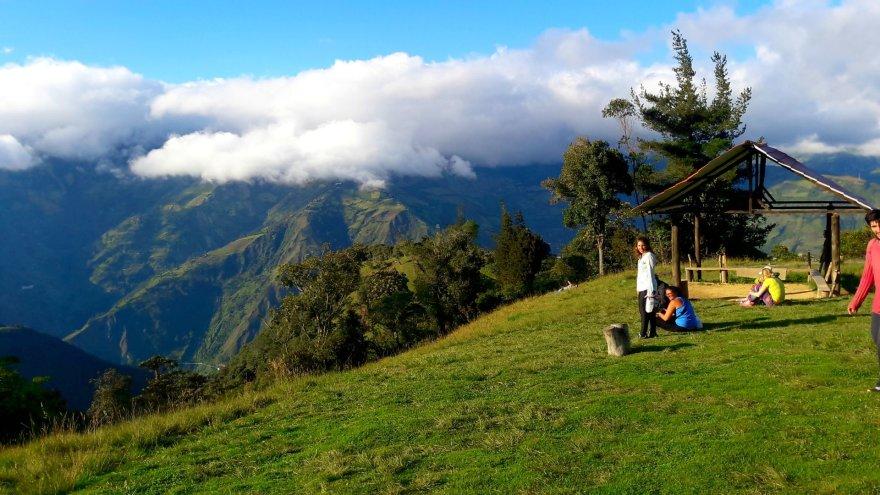 Dovilės Kertenytės kelionė po Ekvadorą
