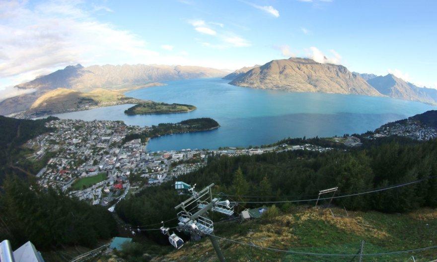 Naujoji Zelandija visu savo grožiu