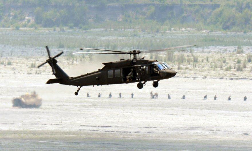 """""""UH-60 Black Hawk"""" sraigtasparnis"""