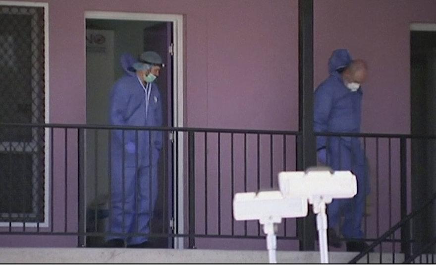 Nakvynės namai Australijoje, kuriuose buvo įvykdytas nusikaltimas