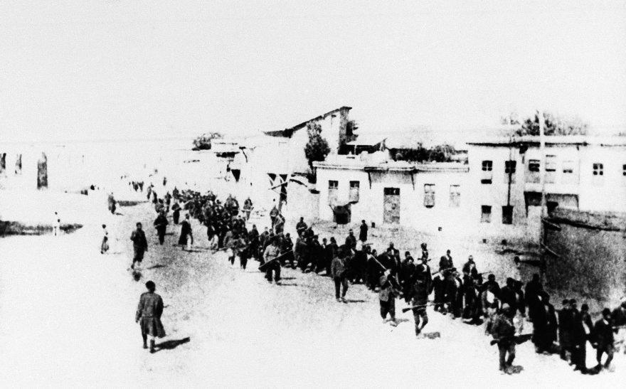 Armėnų genocidas