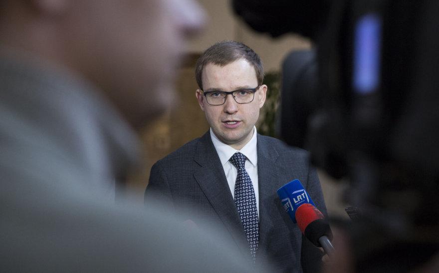 Luko Balandžio / 15min nuotr./Vytautas Gapšys