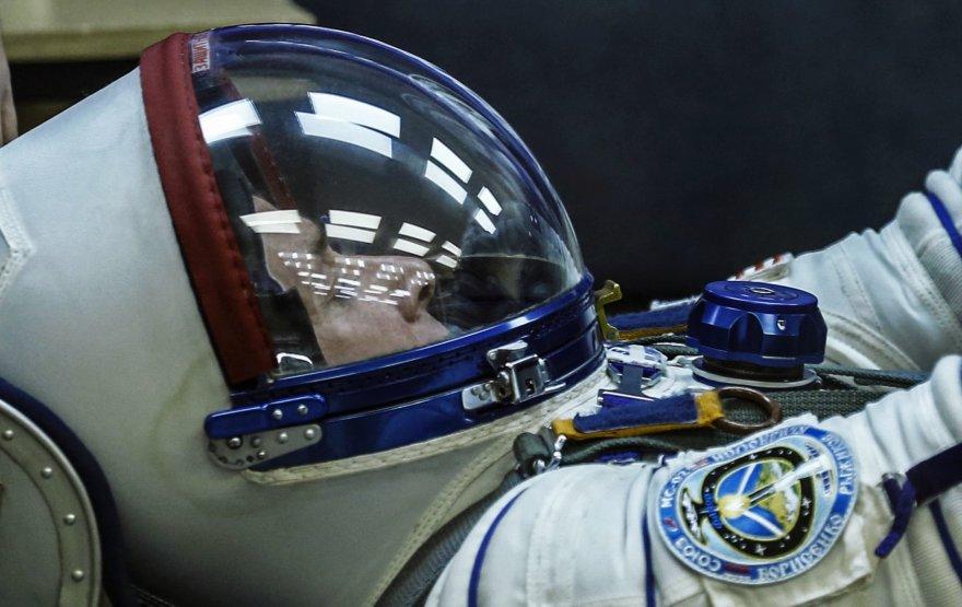 Amerikietis astronautas Shane'as Kimbrough