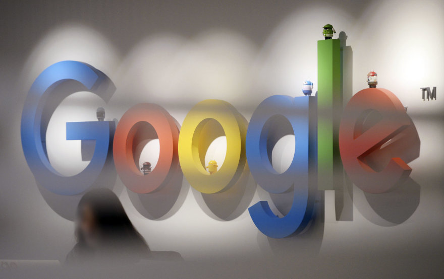 """""""Scanpix""""/AP nuotr./""""Google"""""""
