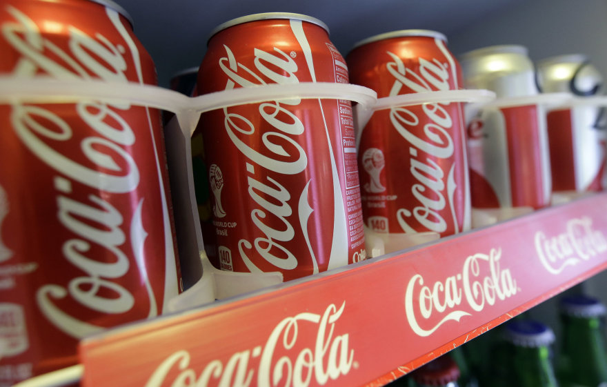 """Coca Cola"" skardinės"