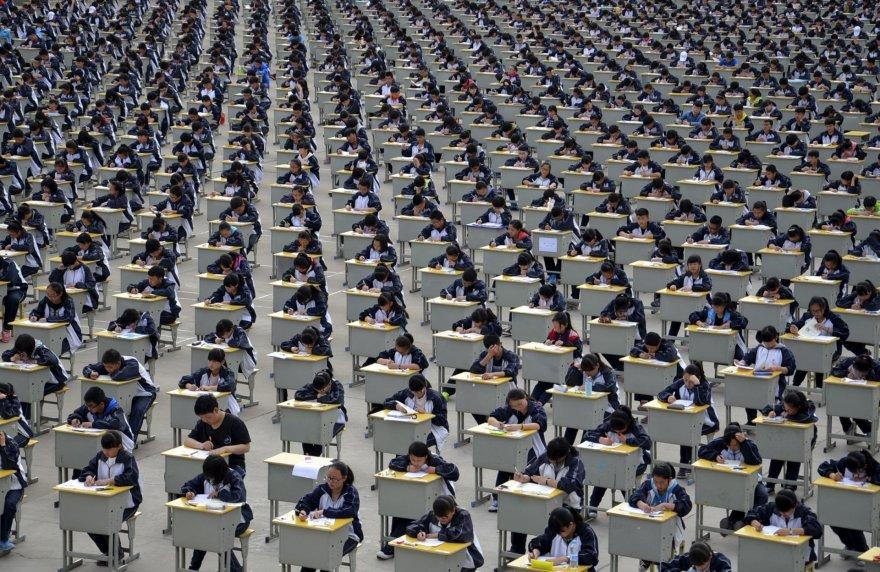 Laikomas egzaminas