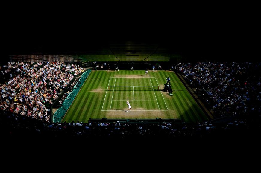 Andy Murray prieš Jo-Wilfriedą Tsongą