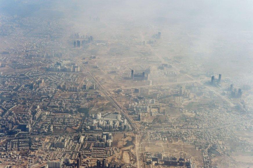 Indijos miestas Delis