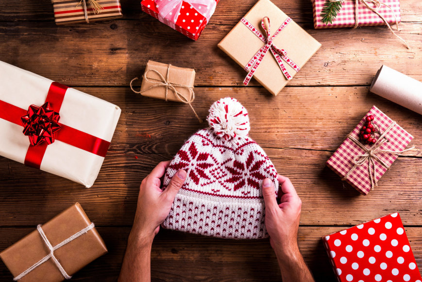 Vida Press nuotr./Kalėdinės dovanos