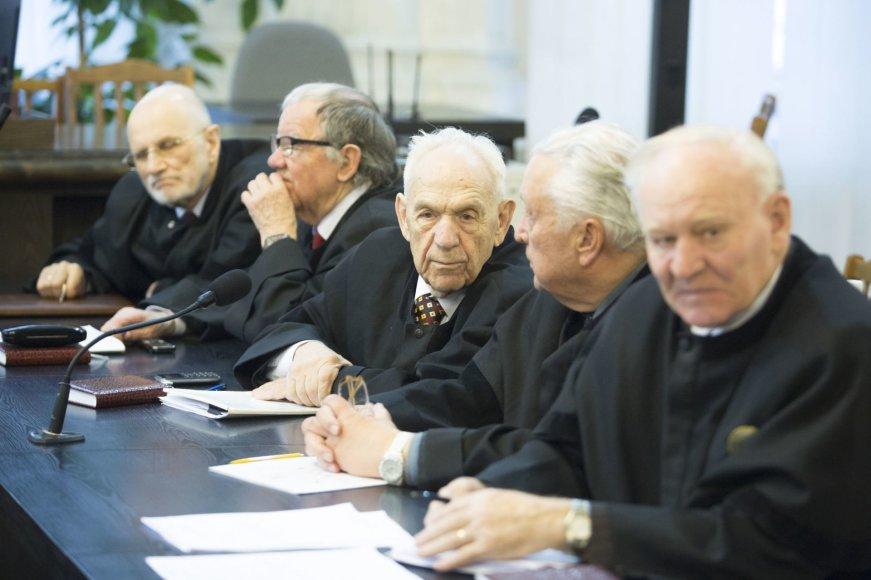Toliau nagrinėjama Sausio 13-osios byla