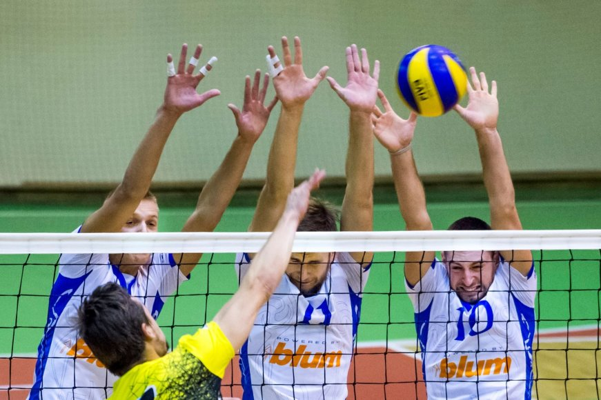"""Vilniaus kolegija-Flamingo Volley"""