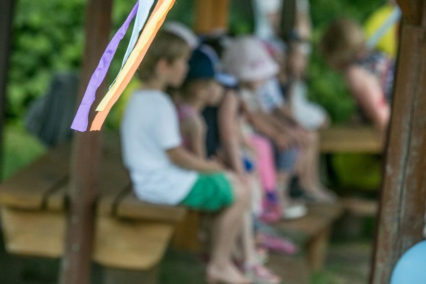 Vilniaus SOS vaikų kaime Tarptautinei vaikų gynimo dienai skirtas renginys.