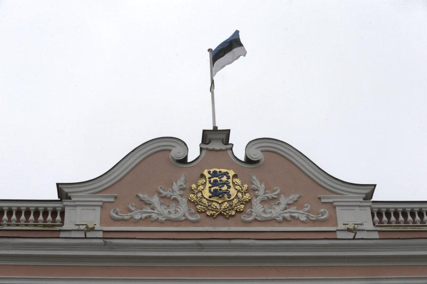 Estijos parlamentas Taline